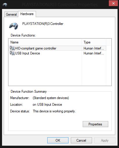 PS3 controller as GC controller