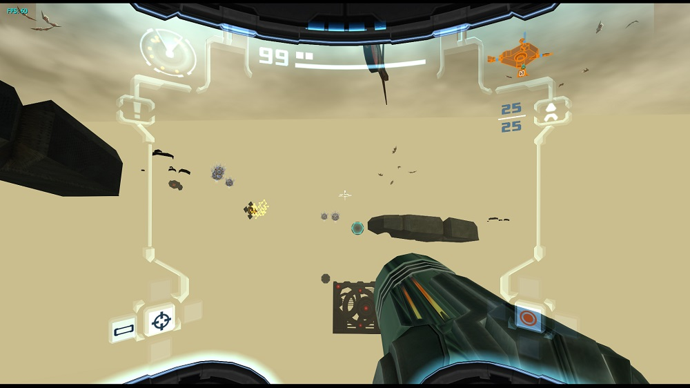 Metroid Prime 2 widescreen issue