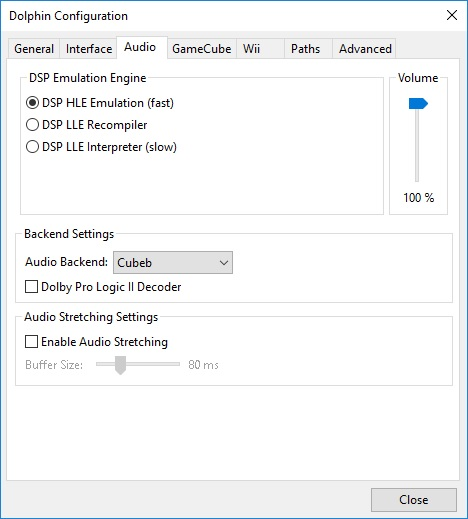 How to fix audio crackle in Xenoblade Chronicles?